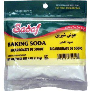 Sadaf Baking Soda 12X4 oz.