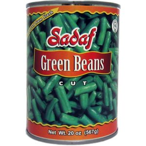 Sadaf Green Beans 24×20 oz.