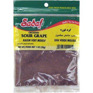 Sadaf Ground Sour Grape 24×1 oz.