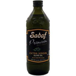 Sadaf Premium Extra Virgin Olive Oil 12×1 L