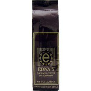 Edna's Gourmet Armenian Coffee 10×16 oz.