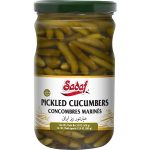 Sadaf Pickled Cucumbers with Tarragon 12×24 oz