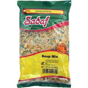 Sadaf Vegi Soup Mix 24×24 oz.