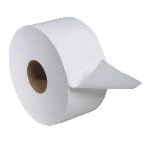 Tork Advanced Mini Jumbo Bath Tissue Roll, 2-Ply – 6 ROLLS/CASE
