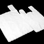 T-Shirt Bag 8.75+5×17 (S) #1072 13mic 3000/cs