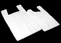T-Shirt Bag 12+7×23 20 Mic X-Strong 1000/cs