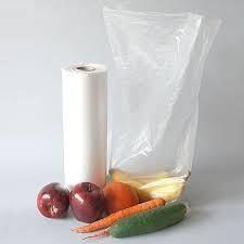 Produce Roll Bag 12 X18 High Den 4 rolls/cs