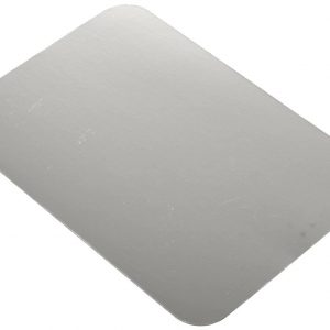 5×8′ Foil/Paper Lid White 500/cs